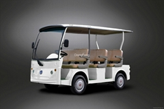 8 seats sightseeing bus tourist car