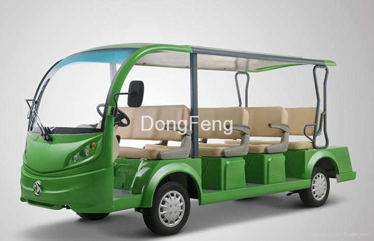 11 seats electric sightseeing bus 2