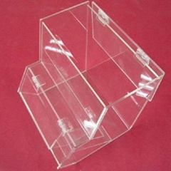 Acrylic Display Boxes For Collectibles