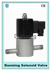 Stainless Steel High Pressure Solenoid Valve