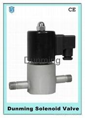 Stainless Steel High Pressure Solenoid Valve