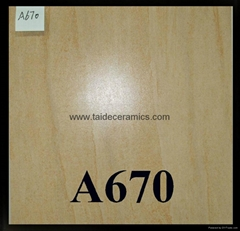 Antique Stone Tile A670