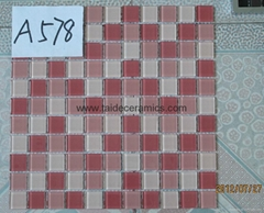 Glass Mosaic A578
