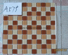 Crystal Mosaic A579
