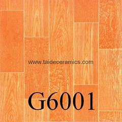 Wooden Floor Tile   G6001