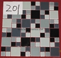 Mosaic Tile/Crystal Stone Mosaic/Wall Decoration Mosaic Tile/Glass Mosaic  201