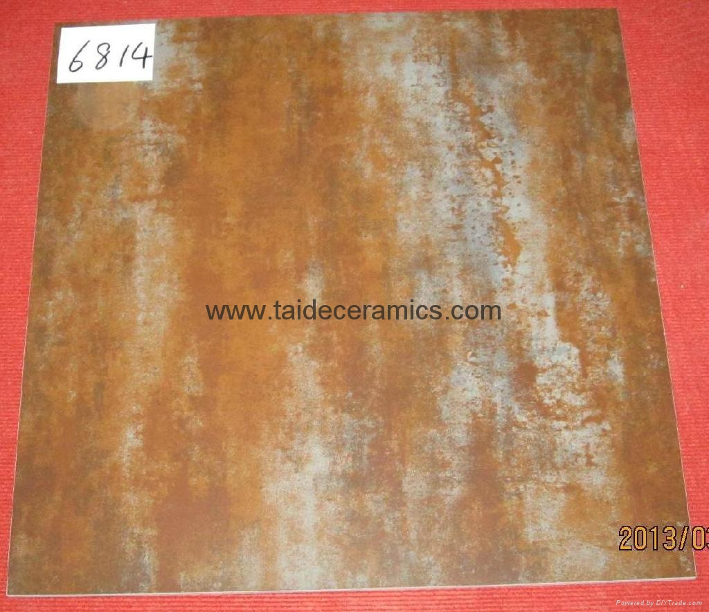Hot Sell 2017 new design rustic tiles ,ceramic tiles high quality600*600mm  6850 3