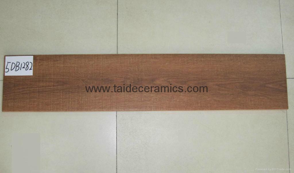3D Inkjet Printing Wooden Flooring Tiles 200*1000mm  k1208