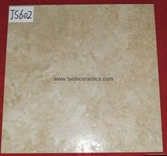 熱銷產品 29°柔拋全拋釉,全瓷地面磚 600x600mm