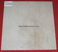 New Design 6D Inkjet Printing Semi Polished Porcelain Tiles 60*60cm