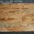 高檔全瓷木紋磚 仿木地板瓷磚 100*20cm 客廳地面磚