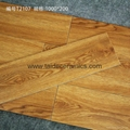 Hot Sell Rustic Wooden Tiles Full Polished Tiles Flooring Tiles 100*20cm