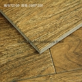 New Design Hot Sell Yellow Wooden Flooring Tiles 200*1000mm  LM21101