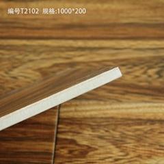 廠家直銷高檔全瓷木紋磚 仿木地板瓷磚 客廳瓷磚 工程專用