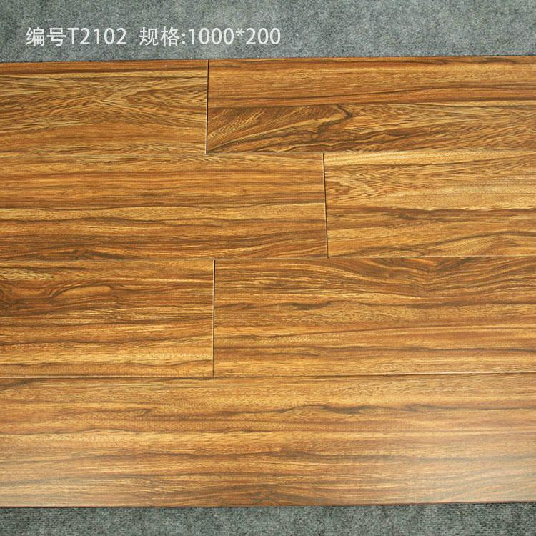 New Design Hot Sell Ceramics Wooden Tiles 20*100CM 2