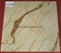 Hot Sell New Design 4D Inkjet Printing Glazed Flooring Tiles 600*600MM  4D014