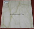 White Polished Floor Tiles 600*600  60110
