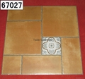 2019 New Design Glazed  Porcelain Tile    67027