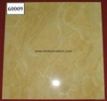 2019 White Glazed Polished  Floor Tiles    600*600mm  60114