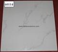 2019 White Glazed Polished  Floor Tiles    600*600mm  60114