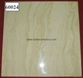 HOT SELL Yellow Glazed Polished Floor Tiles   60024