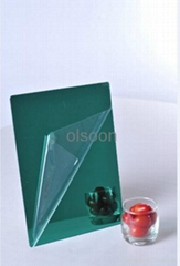 High quality colored acrylic sheet mirrored acrylic pmma sheet