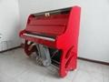 立式半裸钢琴 2