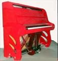 立式半裸钢琴 3