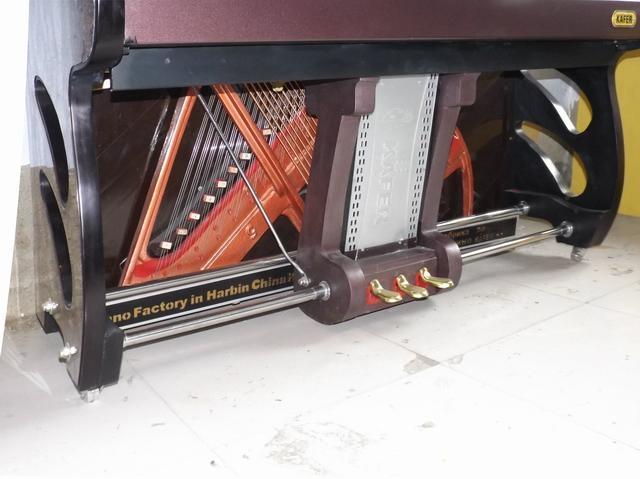立式半裸钢琴 4