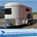 china straight load horse trailer float