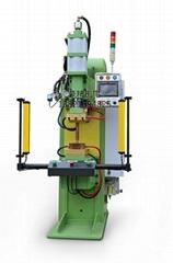 离合器中频点焊机的工作原理