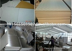 PVC Gypsum Ceiling Tile