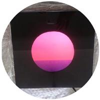 Suck Open Magnetic LED slim light box