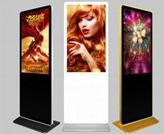 40″~65″ LCD Digital Signage display player (Free Standing)   LCD Digital Signage