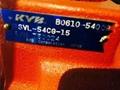 KYB PSVL-54CG hydraulic pump for Kubota U50-3A 1