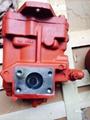 KYB PSVL-54CG hydraulic pump for Kubota U50-3A 4