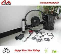 E Bike Kit with 350W Cassette Motor
