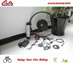 E Bike Kit with 350W Cassette Motor