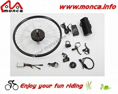 Easy Install 36V Ebike Kits for Every Bike