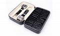 两支装PU皮革高档手表包装盒  2