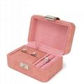 珠寶首飾項鏈木質PU收納盒 4
