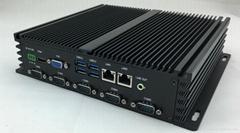 研為低功耗四核無風扇嵌入式工業平板電腦