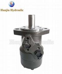 High Efficiency Orbital Hydraulic Motor