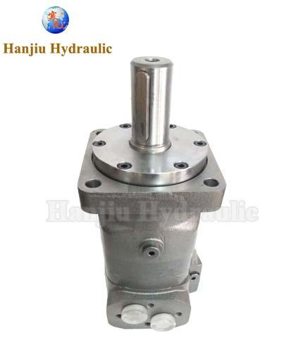 BMT / BM6 Cycloid Hydraulic Motor , Orbital Hydraulic Motor For Agriculture Mach 1