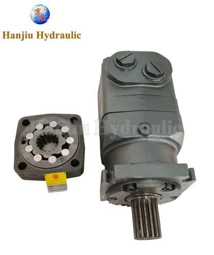 BMV Series Gerotor Hydraulic Motor , Reliable Operation High Pressure Hydraulic  1