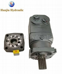 BMV Series Gerotor Hydraulic Motor , Reliable Operation High Pressure Hydraulic