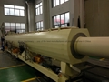 PVC pipe extrusion line(pipe making machine) 2