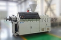 Conical Twin Screw Extruder ( plastic