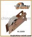 Window and door metal pulley