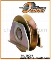 metal wheels for sliding doors